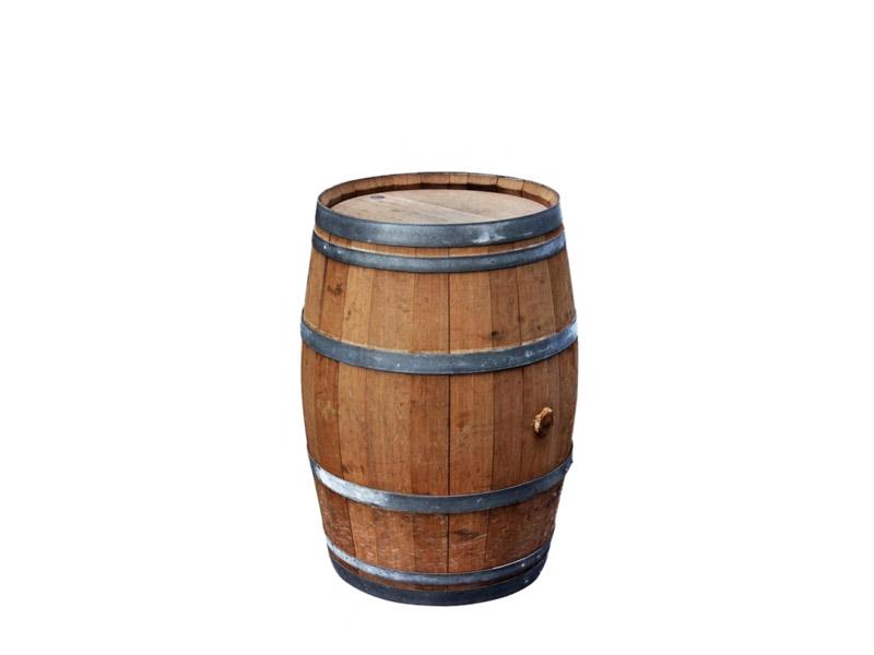 Beczka drewniana 200l